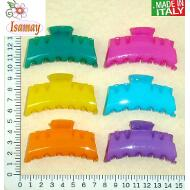 PINZA PULSADOR COLOR JELLY VERANO